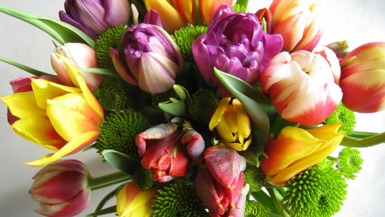 Where to find last-minute flowers for Mother's Day