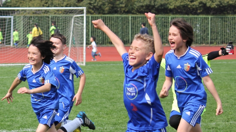 Summer holiday sports camps with Sport for Life