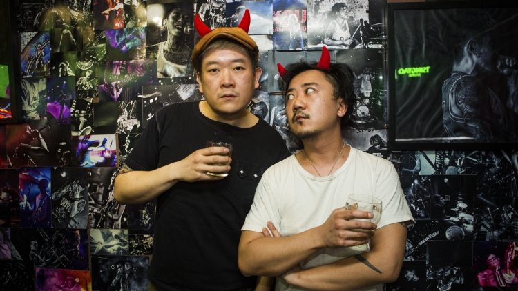 Casino Demon: 'In China pop music is the enemy of indie'