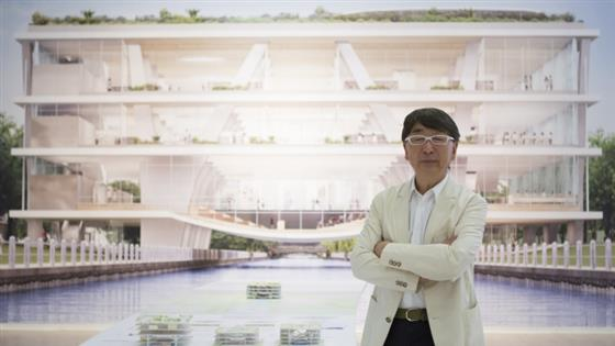 Toyo Ito: On the Stream