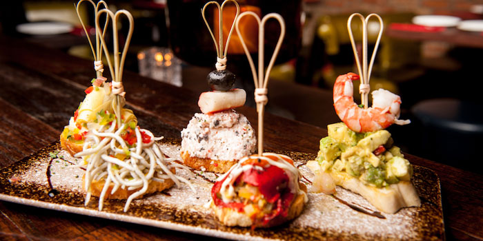 Monday tapas deal at Brownstone