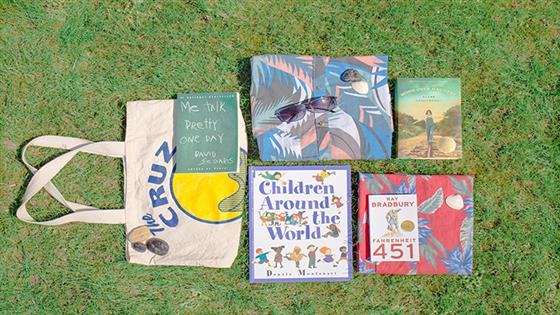 10 inspiring summer reads for children of different age groups