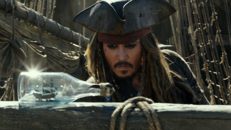 Get tickets to see the latest Pirates of the Caribbean blockbuster in style