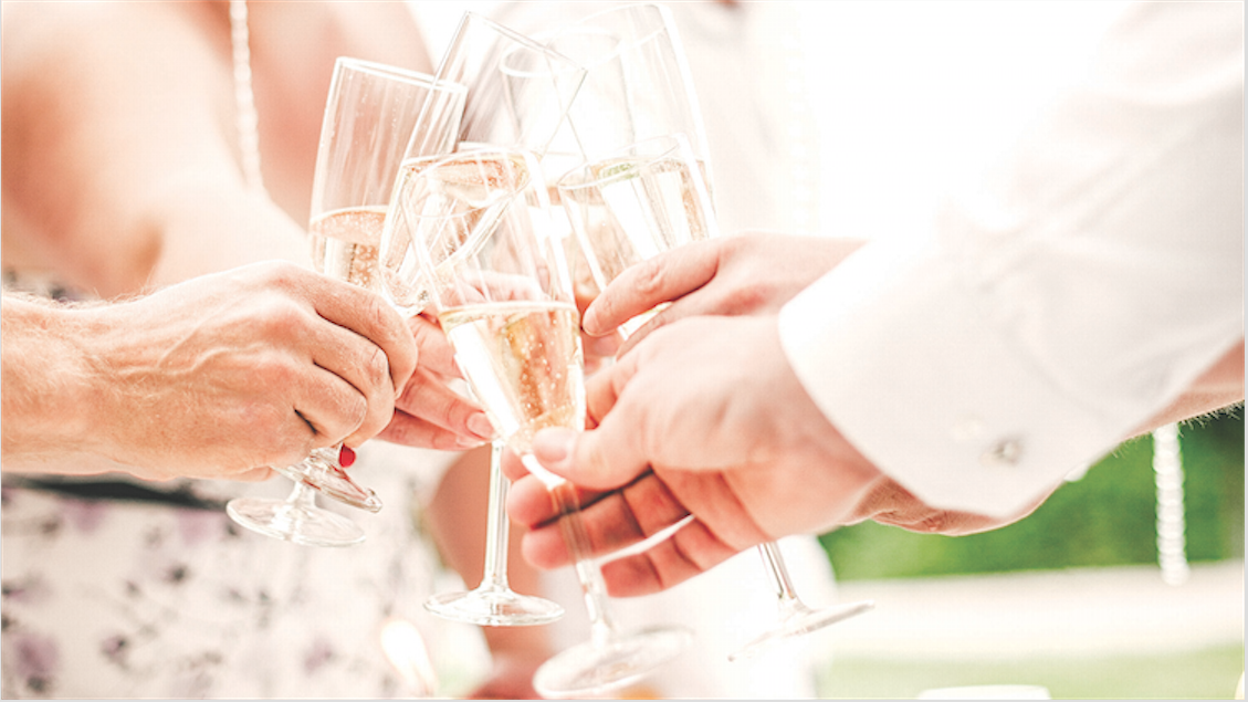 There's a Champagne festival coming to town