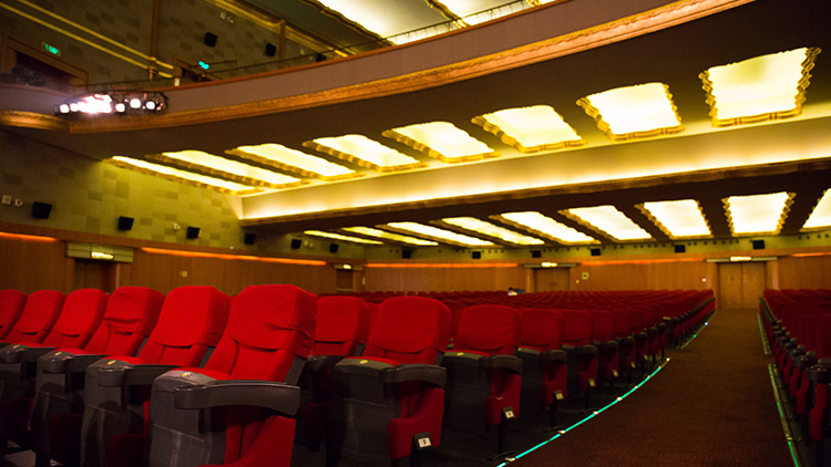 The best Art Deco cinemas