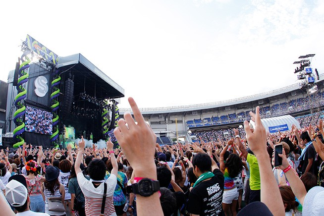 Japan's Summer Sonic music festival is coming to Shanghai