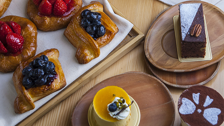 Eat delicious breads and pastries for a good cause at Village 127