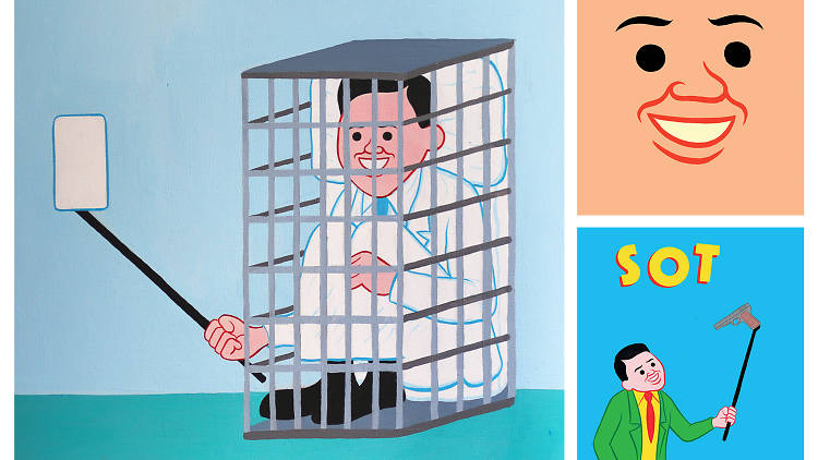 Catch Joan Cornellà's first solo Mainland China show at M50