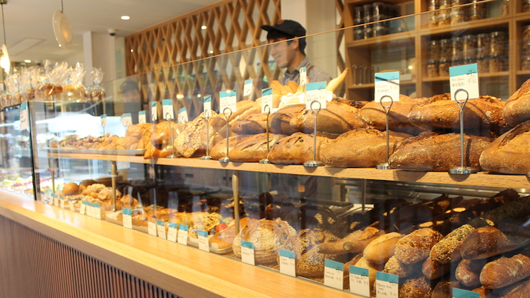 Bread etc. 2.0 is now open in Jingan