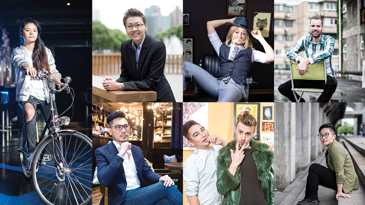The LGBT movers and shakers who are shaping Shanghai right now