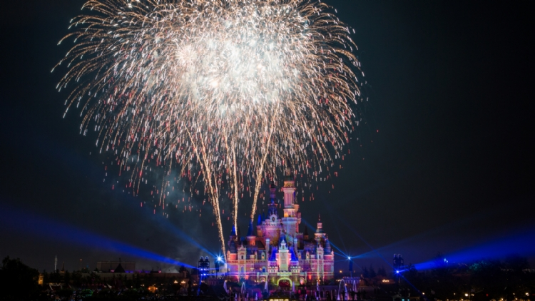 In pictures: Shanghai Disney Resort's one-year anniversary celebration