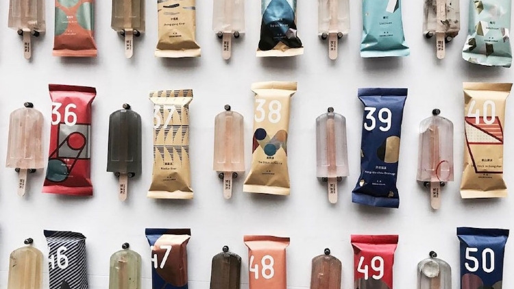 Taiwanese students unveil fascinating Polluted Popsicle Project