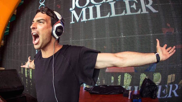 Closed: Win a pair of tickets to Jochen Miller at Linx