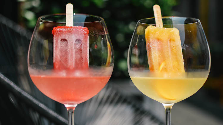 7 fabulous frozen drinks
