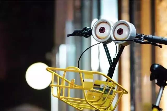 Go bananas with Ofo's new Minion bikes