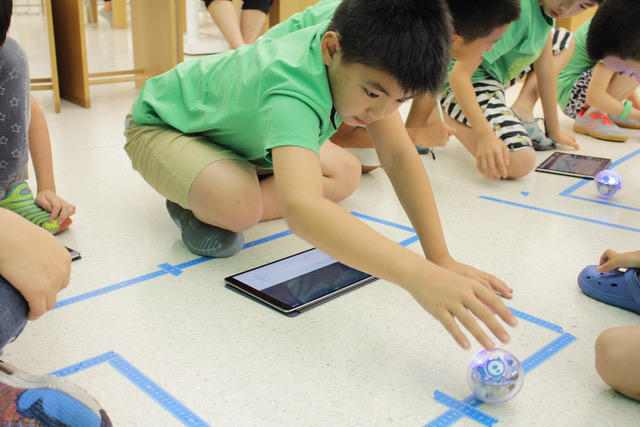 In pictures: Apple's summer camps for kids