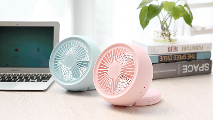 Portable Mini Electric Fan