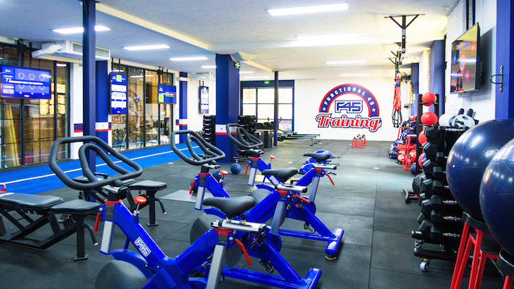 Australian fitness craze F45 has finally landed in Shanghai