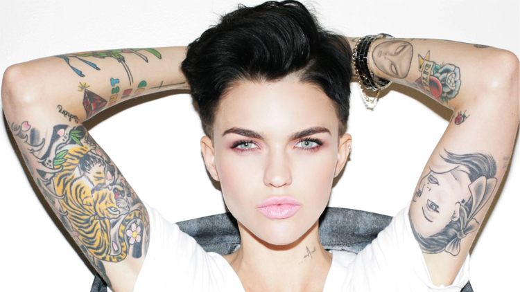 Brace yourselves: Ruby Rose is coming to Shanghai
