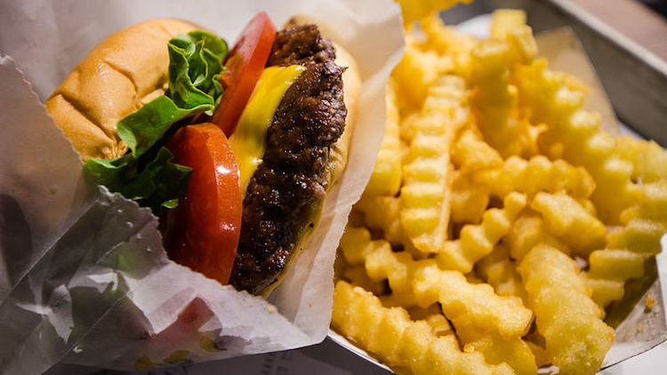 Shake Shack is coming to Shanghai
