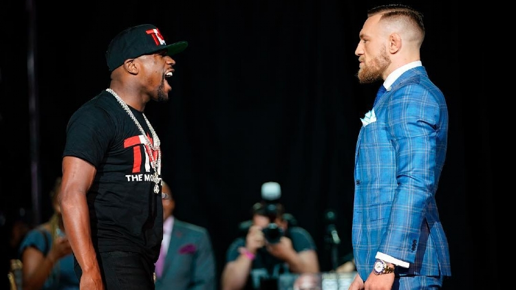 Where to catch Mayweather vs McGregor this Sunday