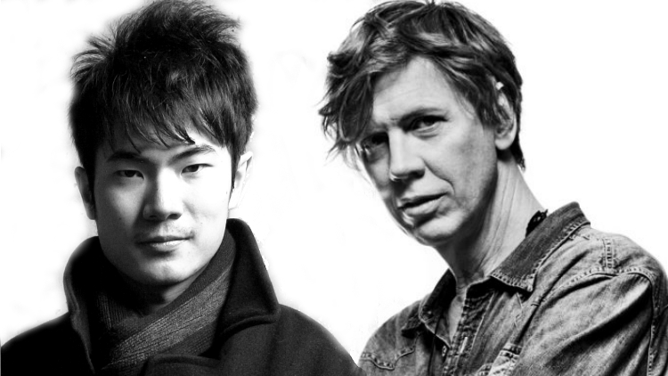 In conversation: Thurston Moore and Zhang Shouwang