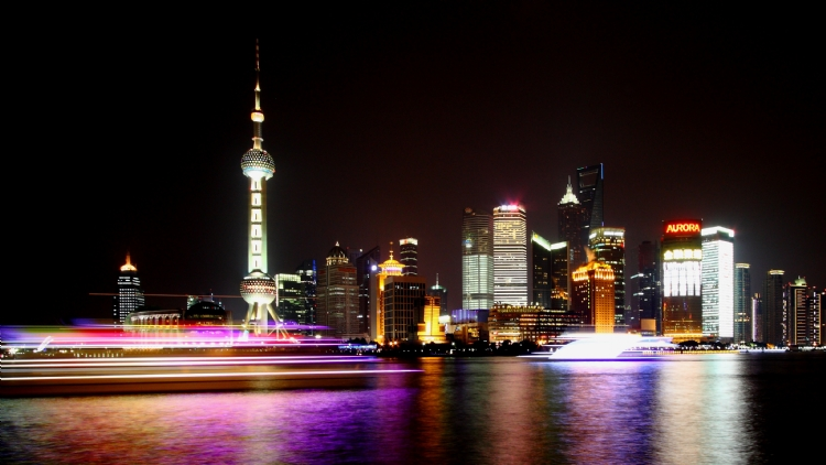 17. Traverse the great Puxi-Pudong divide via ferry