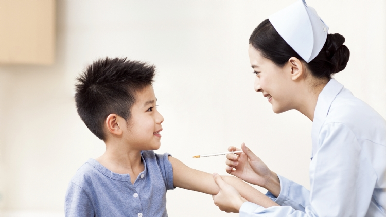 Getting your child vaccinated in Shanghai