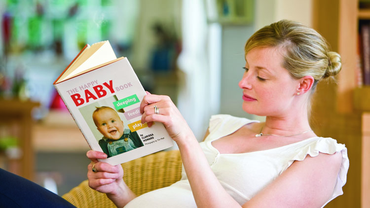 8 must-read books for expecting parents