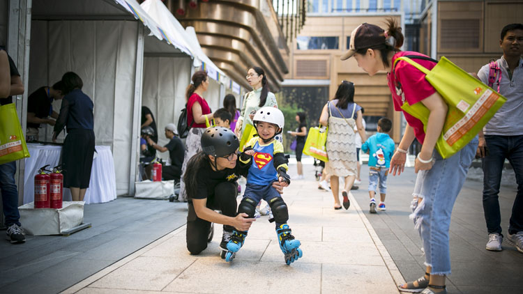 In pictures: Time Out Shanghai Family's Big Day Out