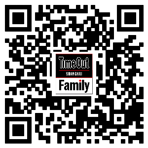 """TOSH Family web QR black"""