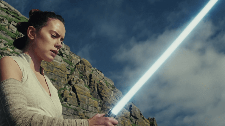 Check out the new Star Wars: The Last Jedi trailer