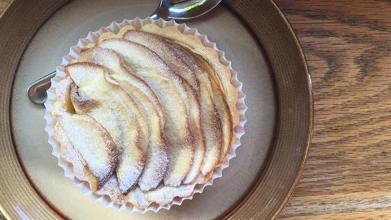 The best apple desserts for autumn in Shanghai