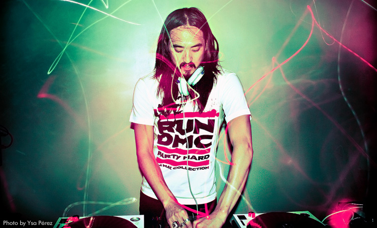 Steve Aoki is coming to Shanghai in November
