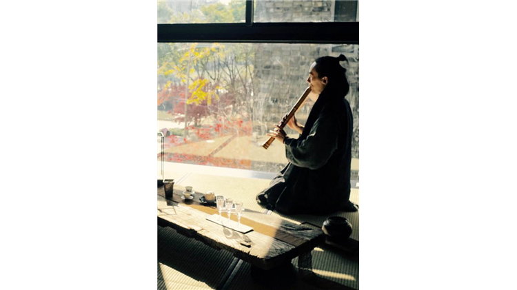 Learn Chinese Traditional Instrument Shakuhachi (Chiba)