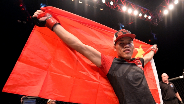Everything you need to know about the UFC Shanghai Fight Night 2017