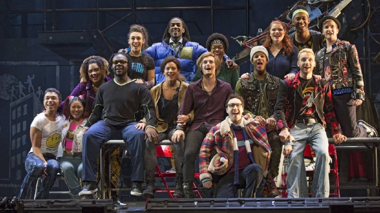 Broadway hit Rent is coming to Shanghai and tickets are currently 20 percent off