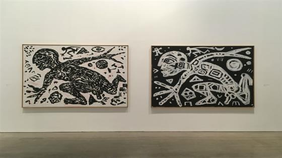 Review: A.R.Penck: Will Sign Become Reality