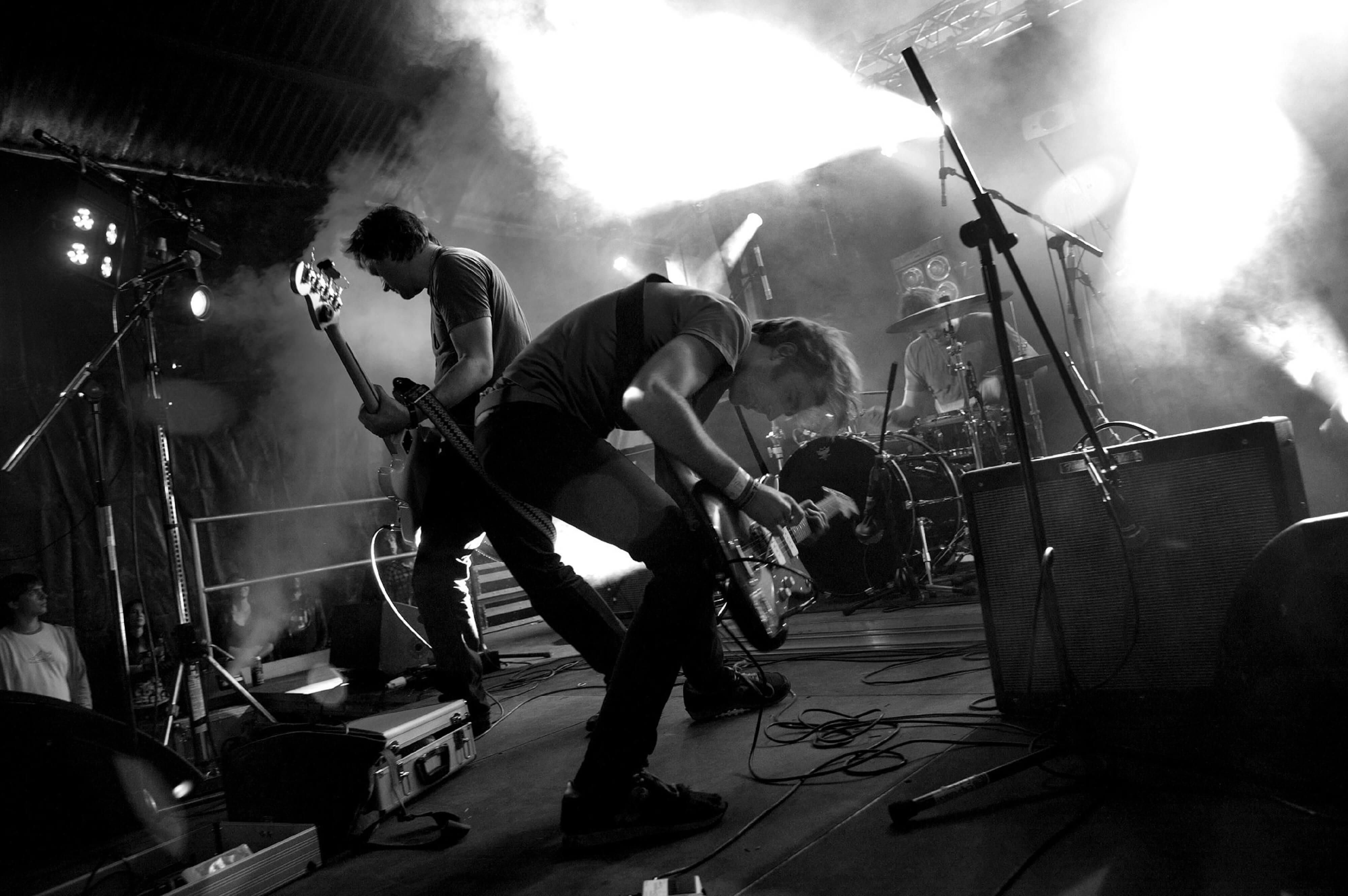 A Place to Bury Strangers: 'Our music is the sound of a breaking public address system'