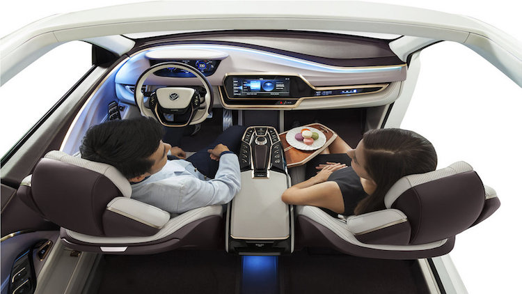 Chinese internet tycoon Baidu to enter car-hailing market with unmanned cars