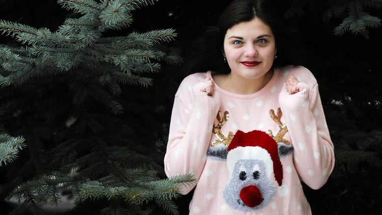 the 10 best ugly christmas sweaters for christmas 2017 - Best Ugly Christmas Sweaters Ever