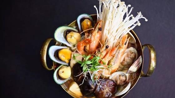 Cold weather-fighting hotpot from Cobra Lily