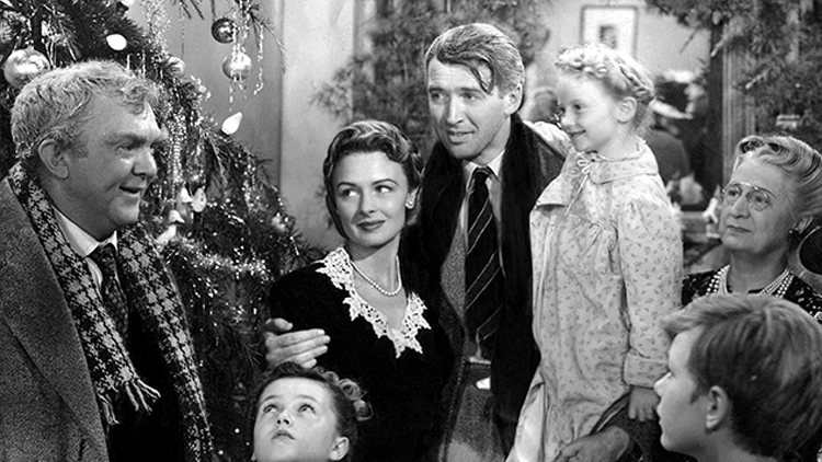1 its a wonderful life 1946 - Best Christmas Movies For Kids