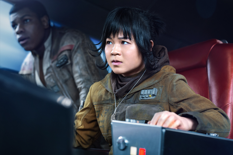 Star Wars' new hopeful: Kelly Marie Tran interview