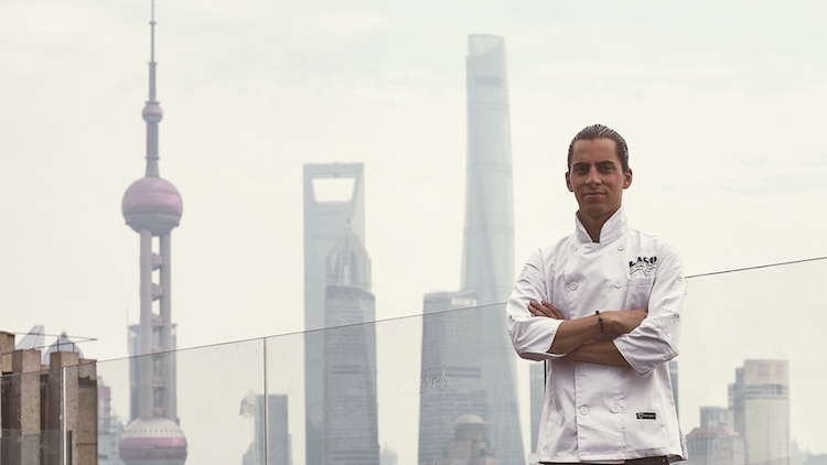 Jair Gudino Chavez (LAGO at Bellagio Shanghai; The Captain)