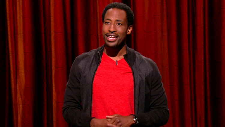 Dwayne Perkins on coming to Shanghai, Chinese audiences and life after releasing his Netflix special