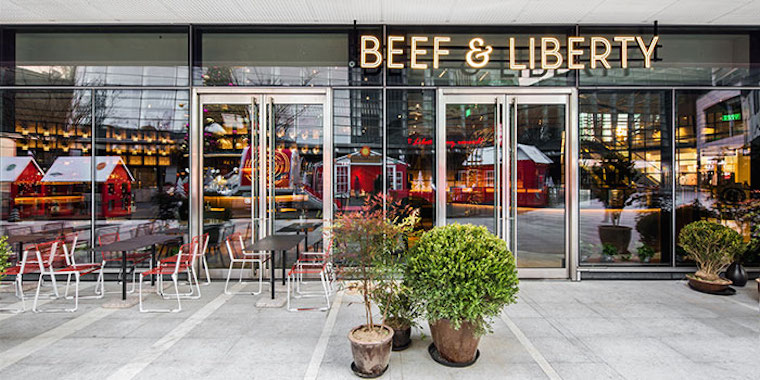 Beef & Liberty (Kerry Parkside)