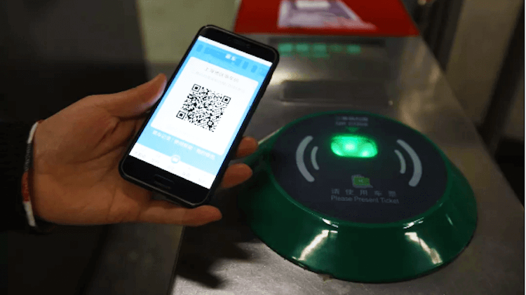 You can use your phone as a metro ticket with this official Shanghai Metro app