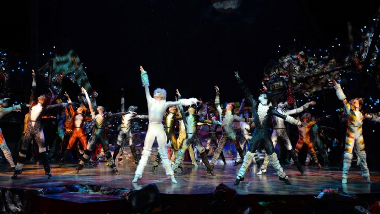 Cats is coming to Shanghai this June