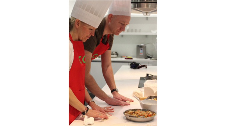 Chinese Cooking Workshop (Group Course)